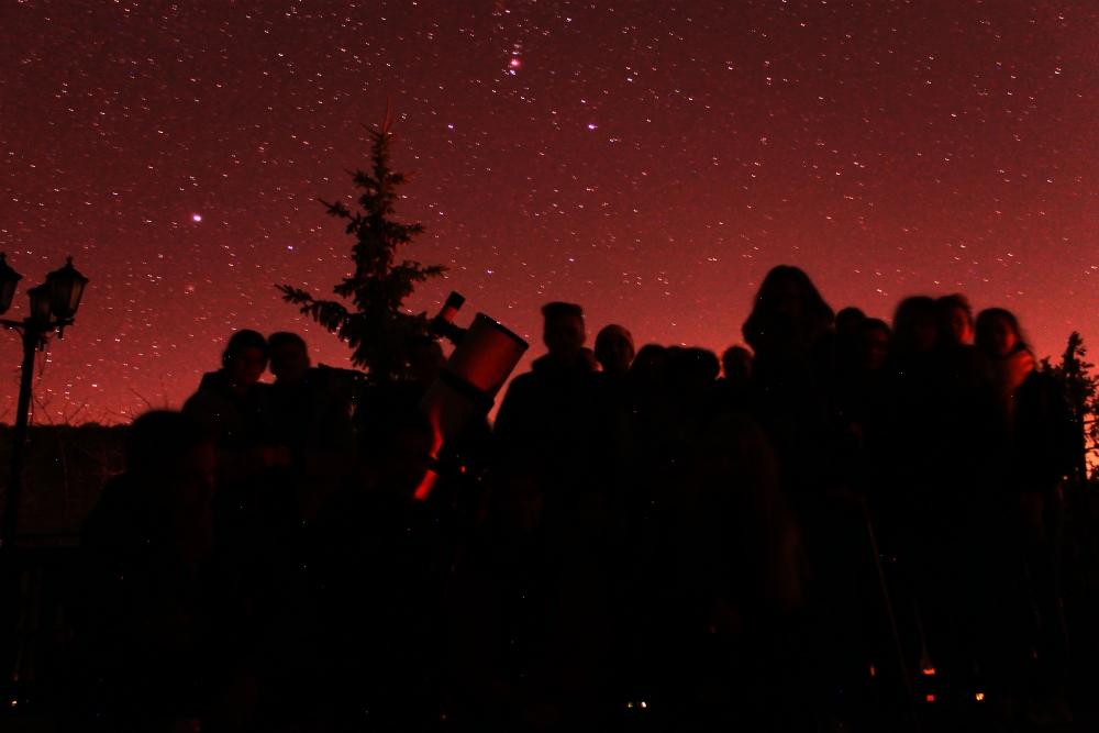 Sterne über Jena – Astroabend Klasse 10