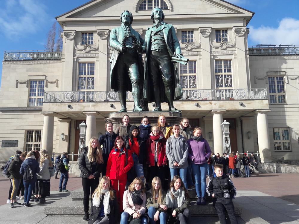 Schultheatertag in Weimar