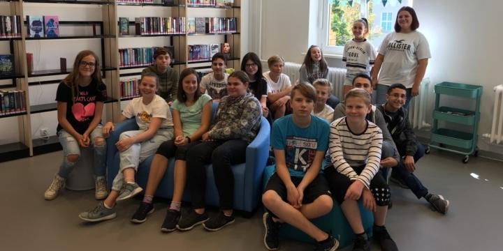 Juniorberater der Ernst-Abbe-Bücherei
