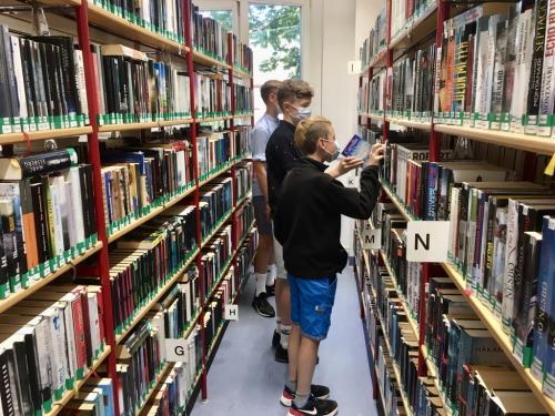 Führung durch die Ernst-Abbe-Bibliothek
